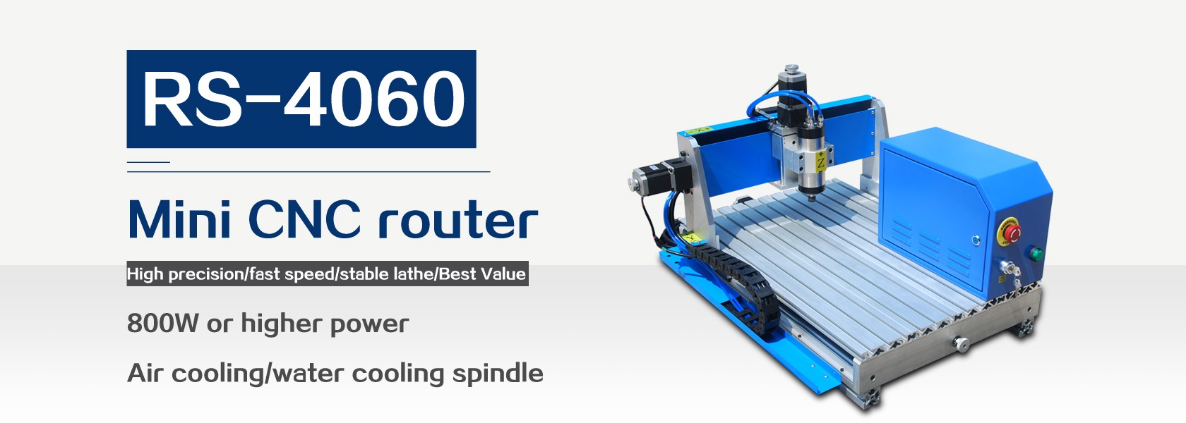 RS4060 CNC Router